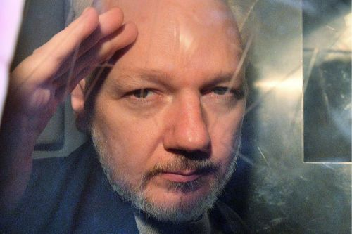 Assange hit with new charges for allegedly violating Espionage Act