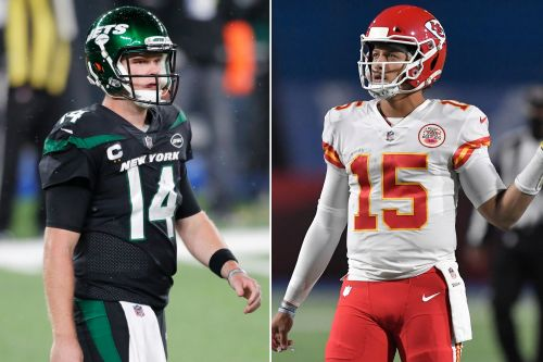 Jets are massive three-touchdown underdogs vs. Chiefs in Week 8