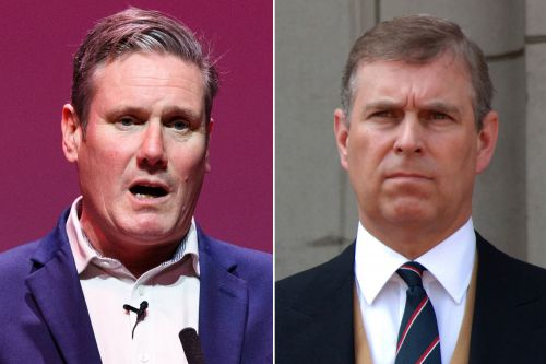 Sir. Keir Starmer calls for Prince Andrew to cooperate with feds