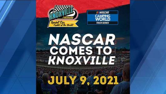 NASCAR truck race coming to Knoxville Raceway
