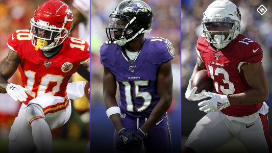 Fantasy Injury Updates: Tyreek Hill, Marquise Brown, Christian Kirk, among key Week 6 active/inactives