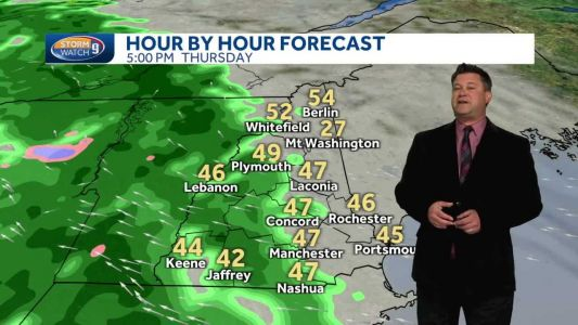 Watch: Some pleasant early spring weather