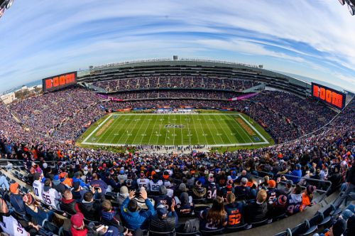 Bears announce 100% full capacity for upcoming season; limited fans at training camp