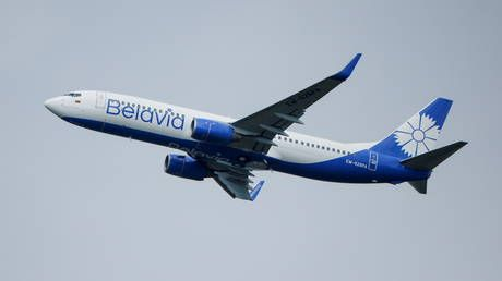 EU officially bans Belarusian carriers from its airspace & airports over Ryanair forced landing