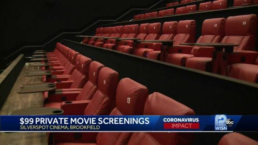 Silverspot Cinema offering full theater rentals for $99