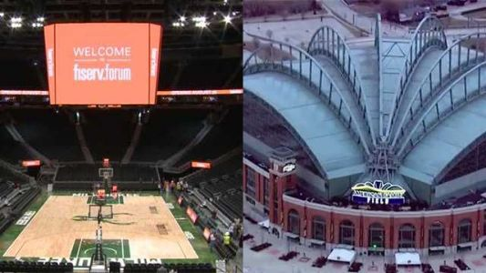 Brewers, Bucks can increase fan capacity to 50%