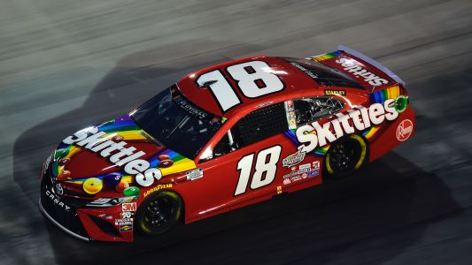 Kyle Busch unloads on rivals after Bristol, then predicts own playoff elimination