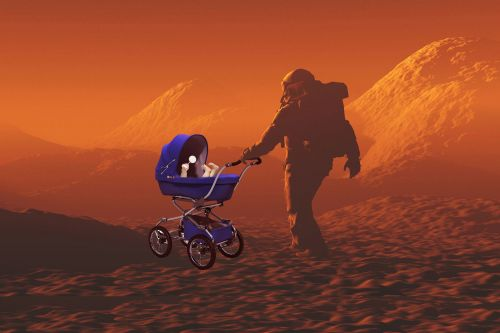 Humans could make babies on Mars after new sperm discovery, study says
