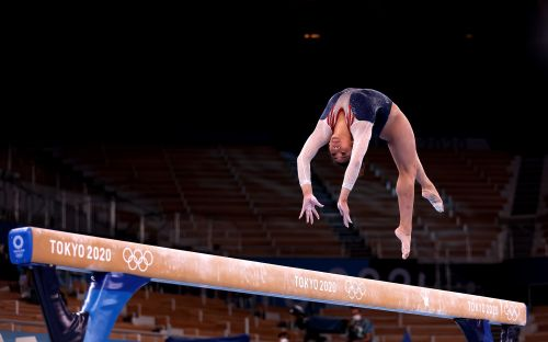 The Women's Gymnastics All-Around competition came down to the final event. Here's who won gold