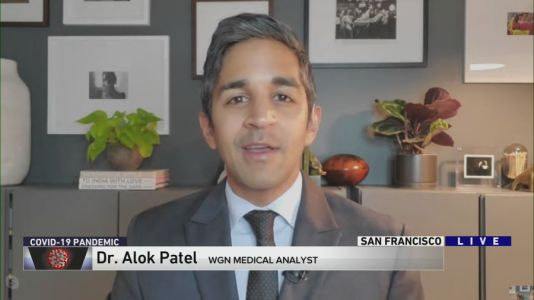 'What exactly should kids wear to keep them safe for in-person learning' Dr. Alok Patel answers viewer COVID-19 questions