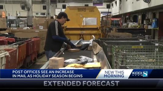 Postal employees already working 12-hour shifts to deliver your packages