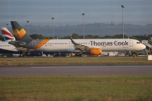 Thomas Cook leaves thousands stranded after financial collapse