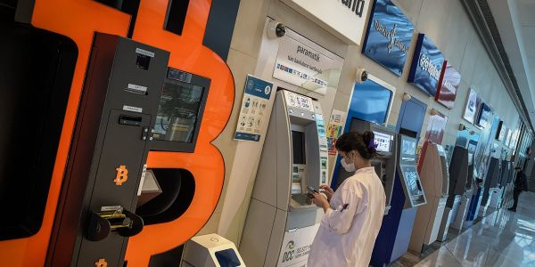 Bitcoin anonymity is just a big myth - and using it to launder dirty money is stupid, a crypto ATM chief says
