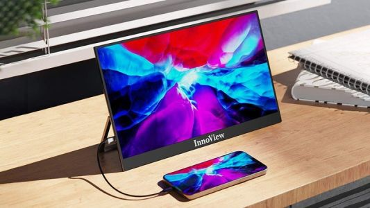 Save some dough on a portable monitor this Black Friday