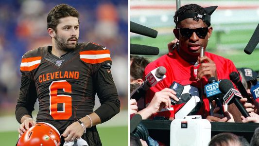 Baker Mayfield channeled his inner Deion Sanders by snubbing Chargers in NFL Draft process