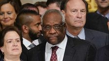 Clarence Thomas Calls For Review Of Landmark New York Times Libel Case