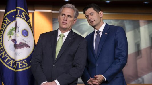 House Republicans Face Another Week Of Fighting Over Immigration