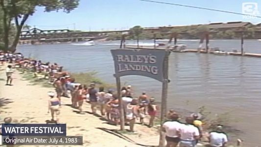 KCRA Archives: Fourth of July Water Festival