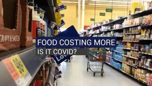 Watch Now: Is COVID increasing the food prices?