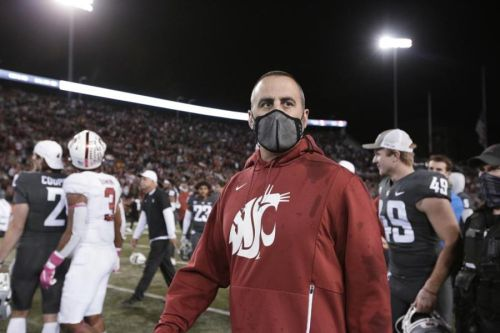 Head football coach of Washington State fired for refusing COVID-19 vaccine