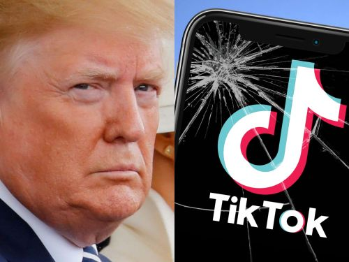 TikTok's US employees want to sue the Trump administration so they can keep getting paid