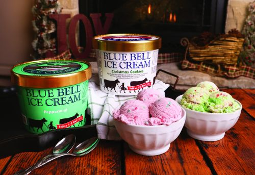 Christmas comes early thanks to Blue Bell's Christmas Cookies ice cream