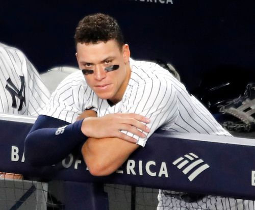 Yankees place Aaron Judge on 10-day IL