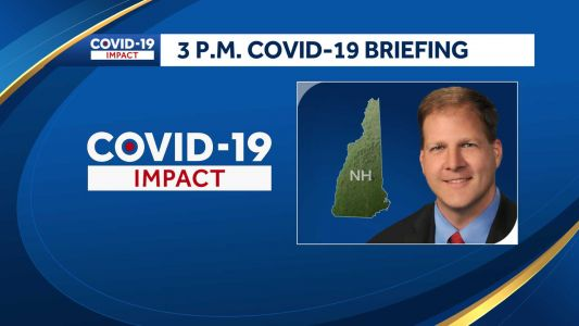 Live at 3: Gov. Sununu to discuss future of state's mask mandate