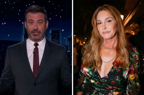 """Jimmy Kimmel Rips """"Ignorant A-Hole"""" Caitlyn Jenner for Homeless Comments"""