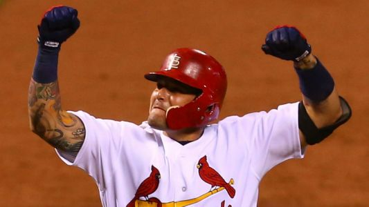 Yadier Molina calls Kris Bryant, Ryan Dempster 'losers' after comments about St. Louis