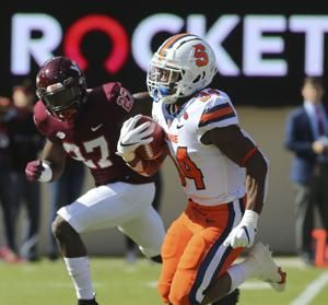 Syracuse's 1-2 punch of Tucker and Shrader tough to stop