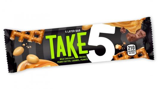 Hershey's is giving its best candy bar a makeover