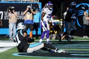 Panthers' Anderson struggling since contact extension