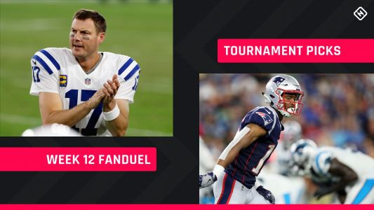 Week 12 FanDuel Picks: NFL DFS lineup advice for daily fantasy football GPP tournaments