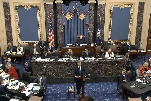 Senate impeachment trial: Live highlights and updates
