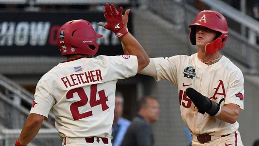 College World Series bracket 2019: Full schedule, times, TV channels for NCAA baseball tournament