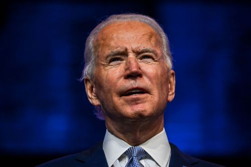 Joe Biden says Hunter won't work any jobs that conflict with his role as president