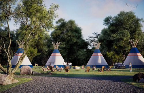 State-of-the-art glamping site coming to heart of Kentucky