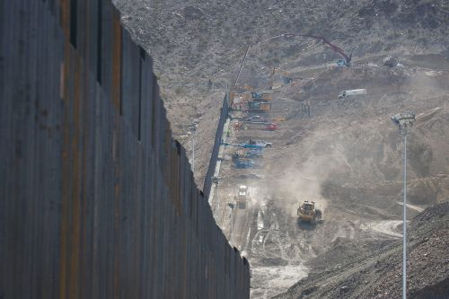 Supreme Court to hear case over Trump border wall