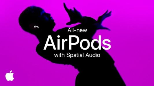 Check out the 3rd generation AirPods in new video