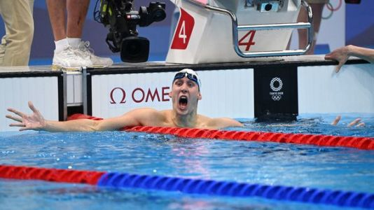 The First Tokyo Olympics Medals For The U.S. Go To Swimmers