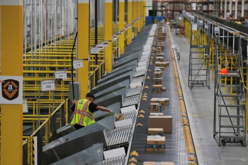 Amazon is expanding its logistics empire like never before to prepare for this holiday season - and it still may not be enough