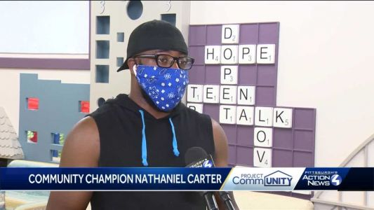 CommUNITY Champion: Nathaniel Carter