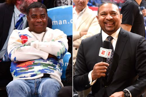 Tracy Morgan wants Mark Jackson to be next Knicks coach