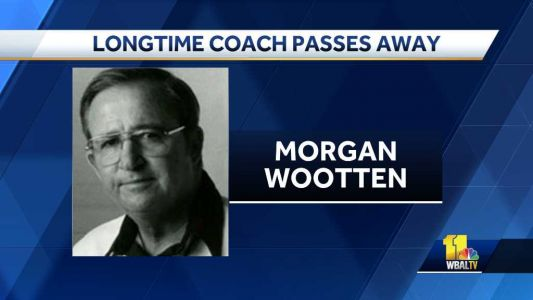 Hall of Fame high school basketball coach Morgan Wootten dies