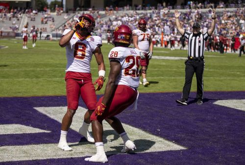 Hall's 3 TDs lead ISU to 37-34 win over TCU