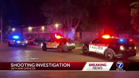 Two people injured by gunfire near 28th, Spencer streets