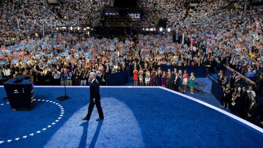Biden Says It's 'Hard To Envision' Democratic Convention As Planned