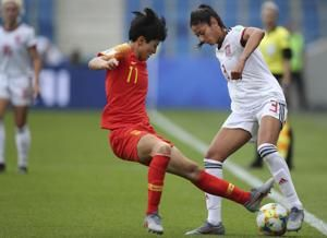 Spain and China advance with scoreless draw