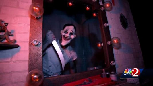 First Look: 'Puppet Theatre' haunted house coming to Halloween Horror Nights 2021